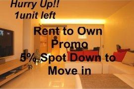 1 Bedroom Condo for sale in MPlace South Triangle, Quezon City, Metro Manila