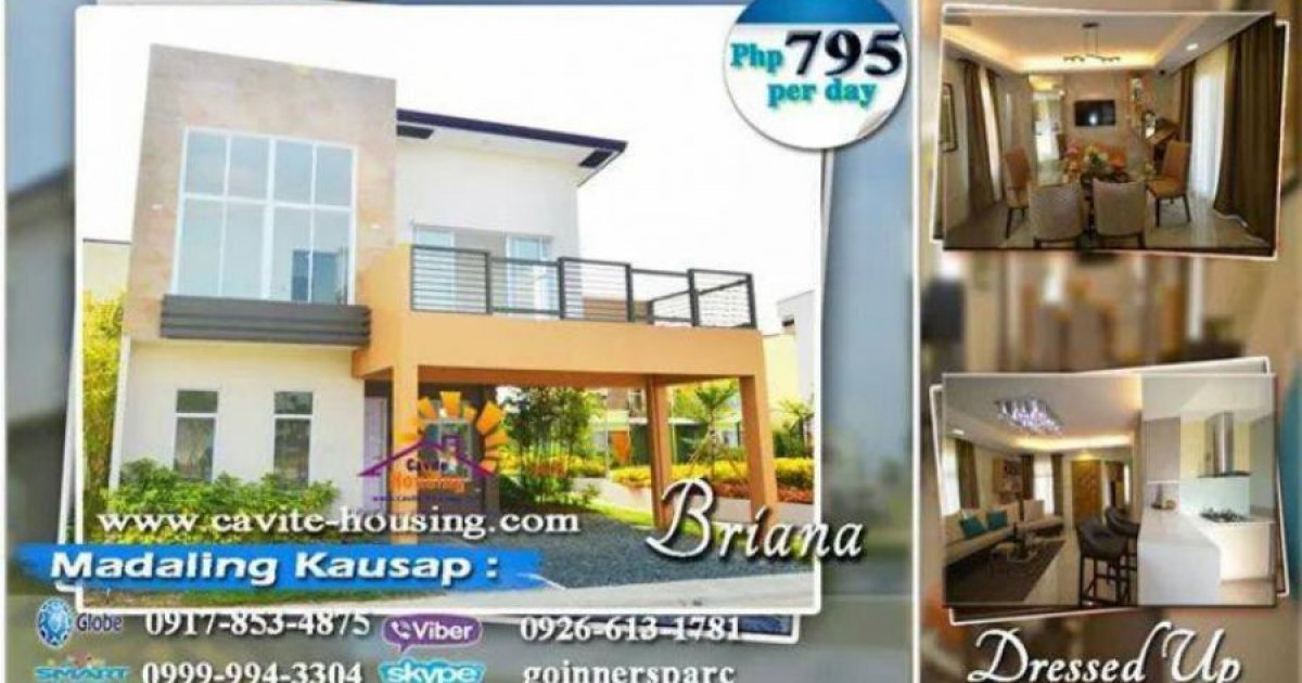 4 bed townhouse for sale in imus cavite 3 024 000