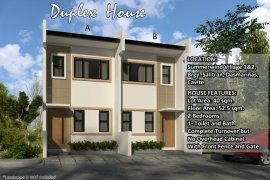 2 Bedroom Townhouse for sale in Dasmariñas, Cavite