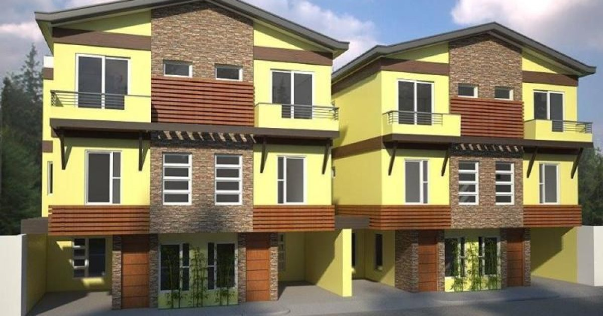 4 Bed Townhouse For Sale In Manila Metro Manila 6 999 000 2218219 Dot Property