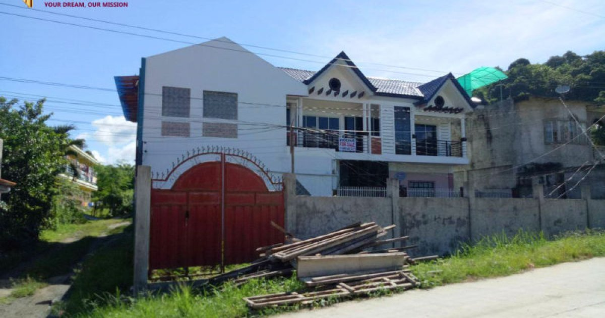 6 bed house for sale in luinab iligan 5 600 000 2014295 for Six bedroom house for sale