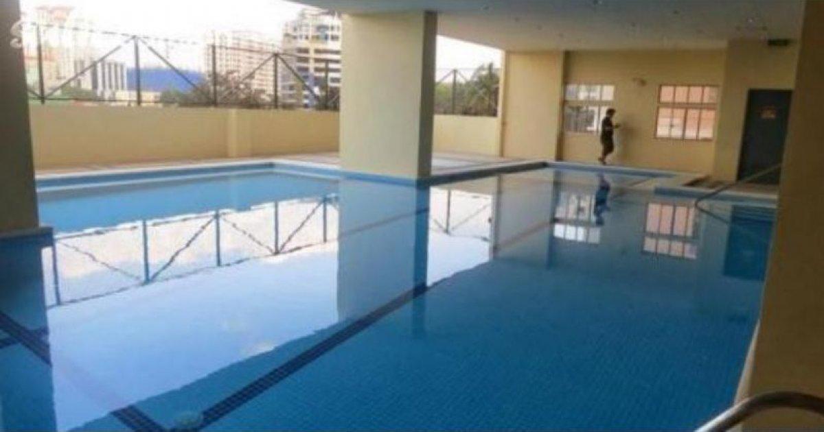 2 bed condo for rent in san juan manila 25 000 1755888 - 2 bedroom apartment for rent manila ...