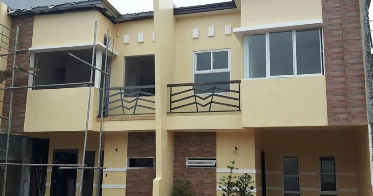 3 Bed Townhouse For Sale In Marikina Heights Marikina 3 218 022 1863743