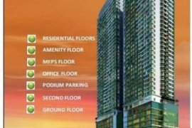 Condo for sale in The Olive Place, Shaw Boulevard, Metro Manila
