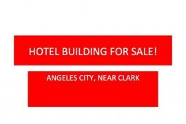 Commercial for sale in Angeles, Pampanga