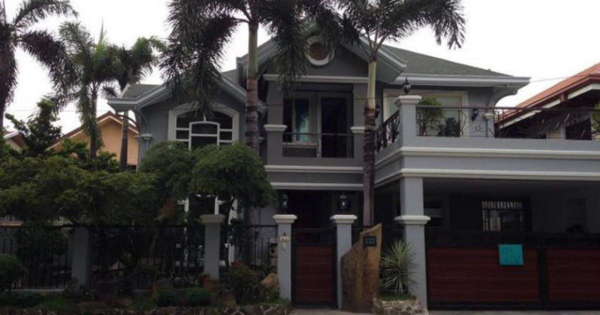 6 bed house for rent in las pi as metro manila 75 000 for 6 bed house to rent