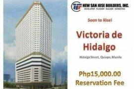 1 Bedroom Condo for sale in Barangay 1, Metro Manila