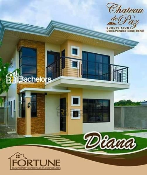 exclusive subdivision 5 bedroom single attached in bohol philippines