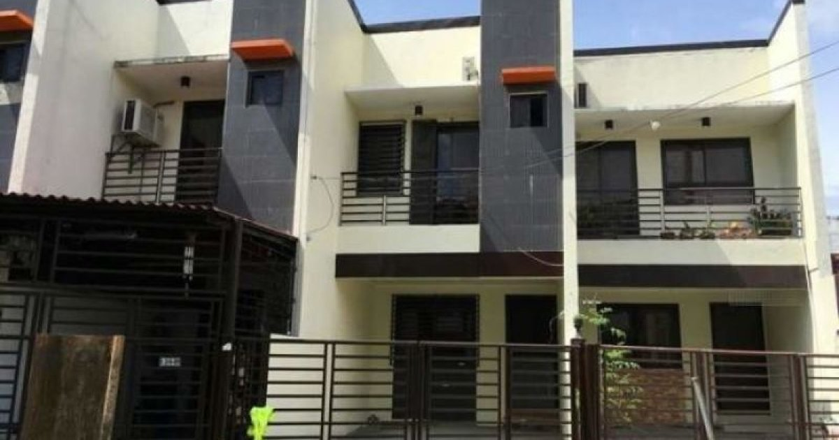 2 Bed Townhouse For Sale In San Antonio Para Aque 3 300 000 1915568 Dot Property