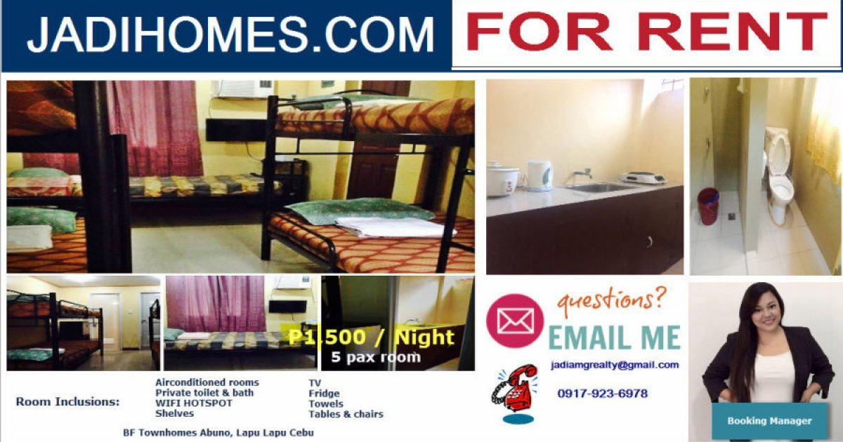 Looking For Room For Rent In Cebu City