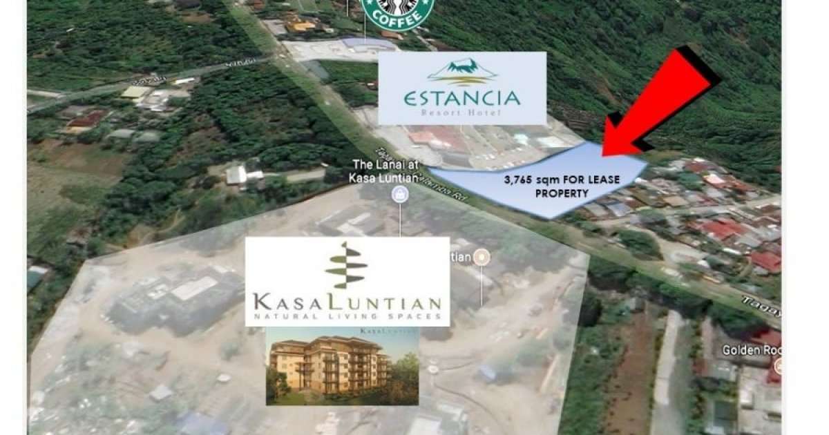 Land For Rent In Maitim 2nd West Tagaytay 753 000