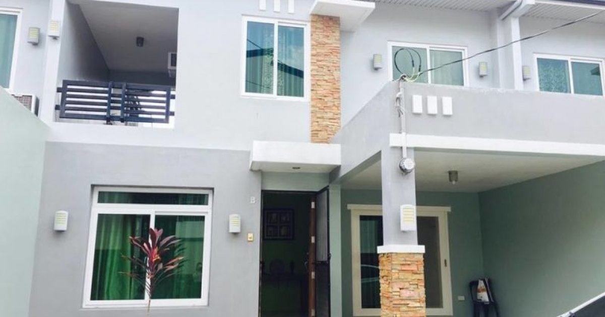 3 bed townhouse for rent in anunas angeles 35 000 for 3 bedroom townhouse for rent