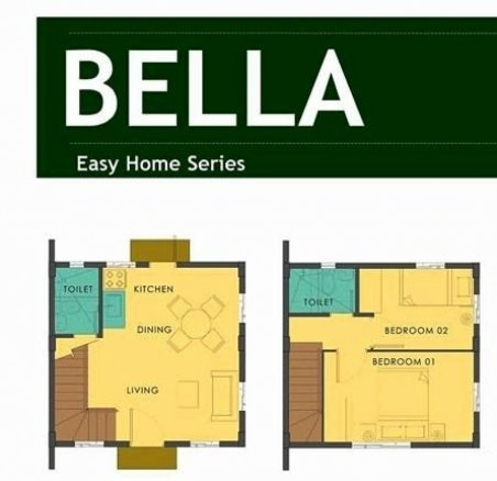 Bella Model For Sale House And Lot In Camella Alta Silang House For Sale In Cavite Dot Property