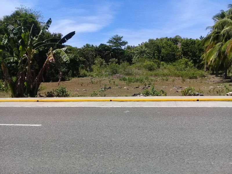 4977 sqm highway front in tambisan, san juan