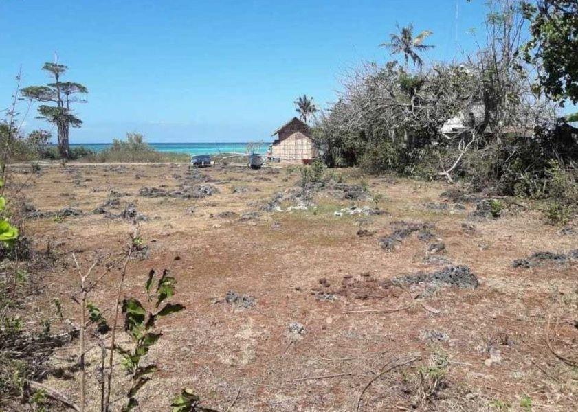 1056 sqm cliff lot in tongo, siquijor