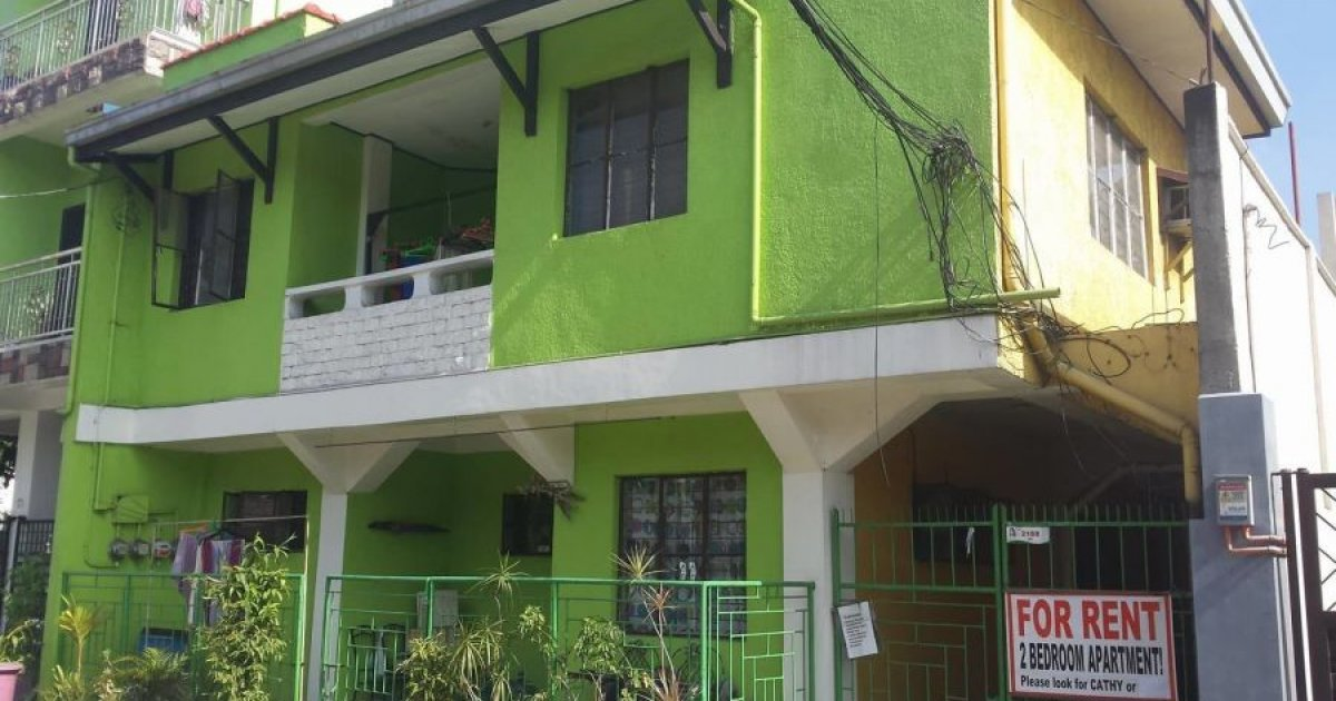 2 Bed Townhouse For Rent In Santo Domingo Cainta 9 000