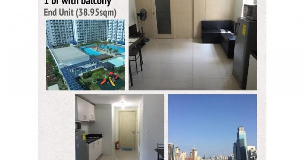 1 bed condo for rent in manila 35 000 1761251 dot property for I bedroom condo for rent