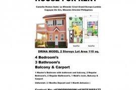 4 bedroom house for rent in Cagayan de Oro, Misamis Oriental