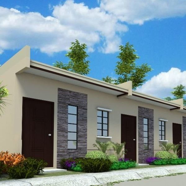 aimee row house lumina subic as low as 1,897 per month