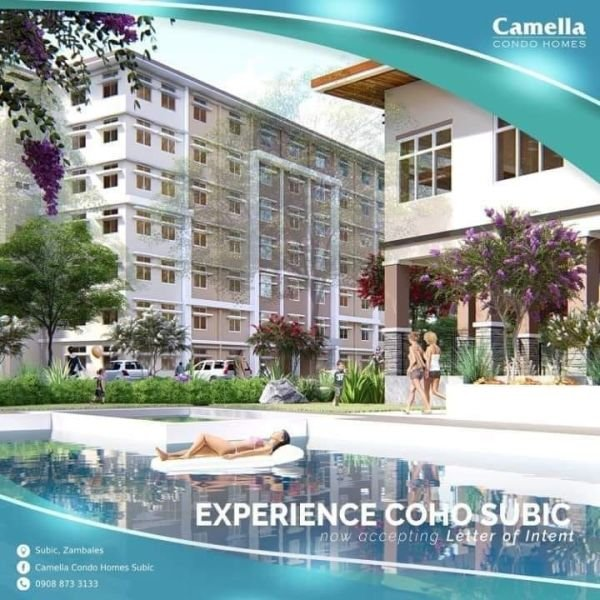 camella condo homes subic