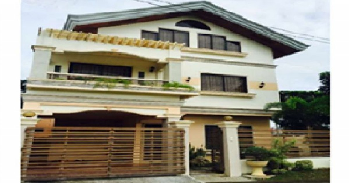 6 bed house for sale in iloilo city iloilo 8 500 000 for Six bedroom house for sale