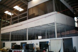 Warehouse and factory for sale in Parañaque, Manila