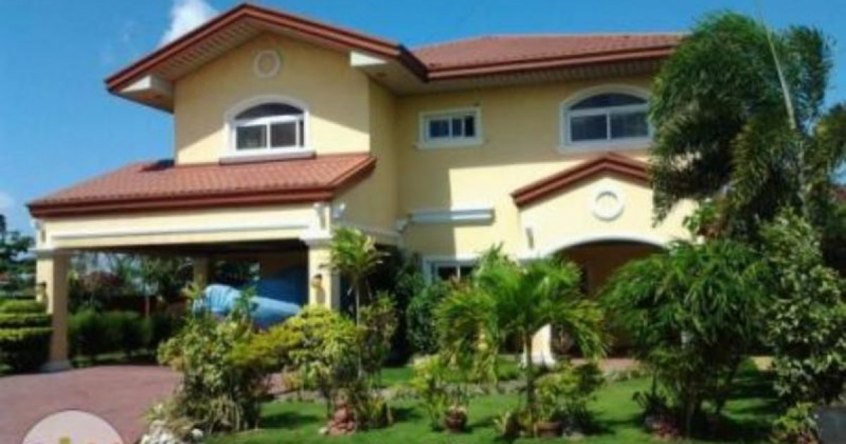 6 bed house for sale in bacolod negros occidental for 1 bedroom house for sale