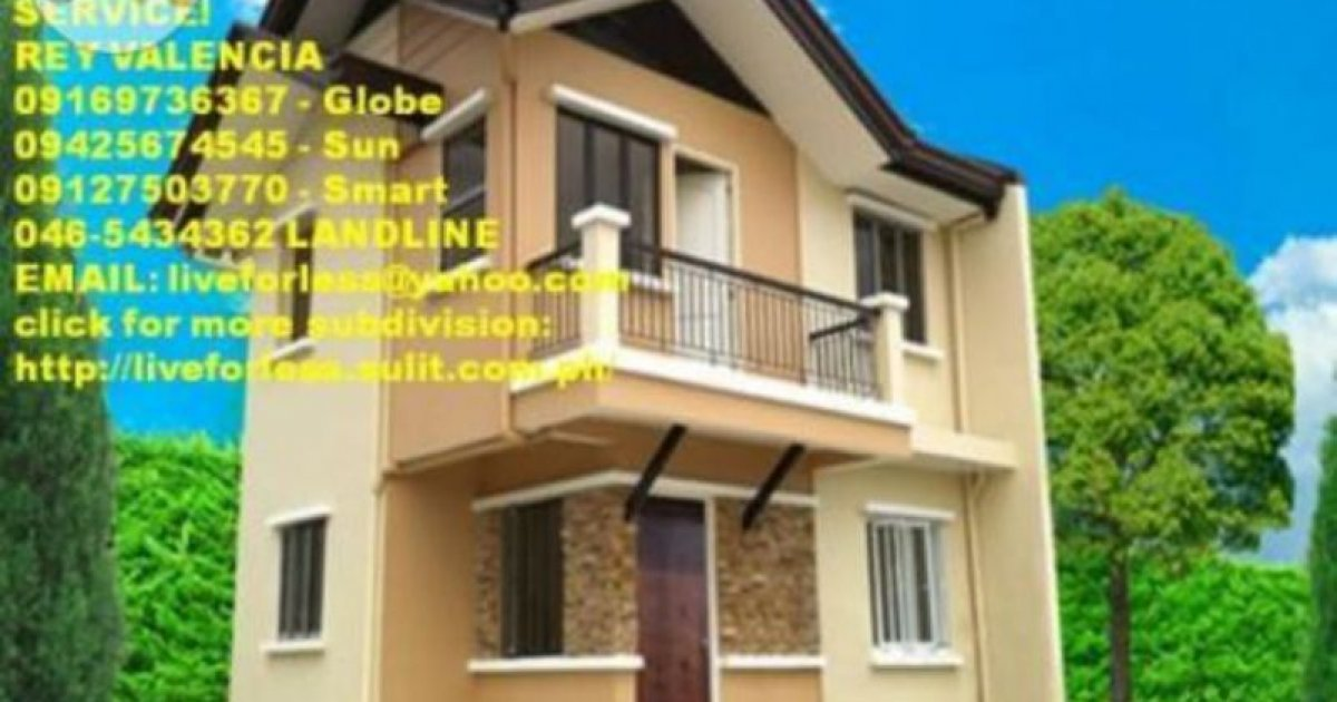 3 bed house for sale in kawit cavite 2 525 050 1746739 for 1 bedroom house for sale