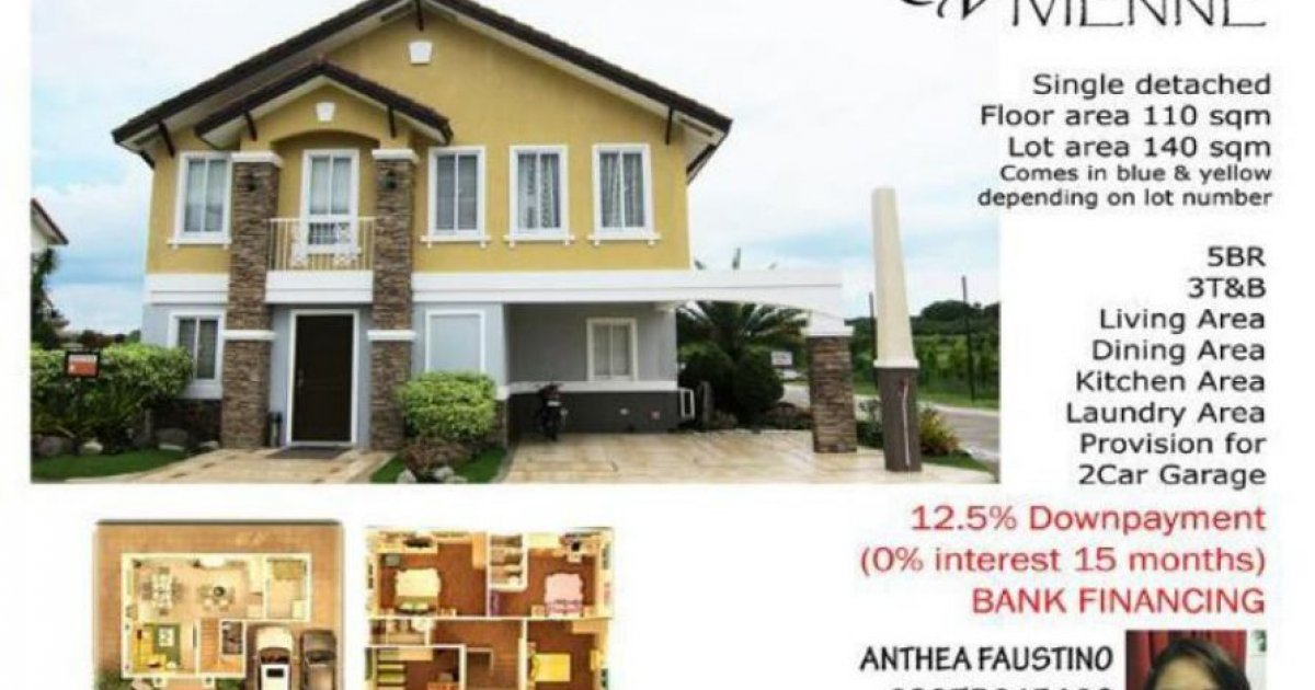 5 bed house for sale in bacoor cavite 5 094 360 1750677 for 5 bedroom house for sale