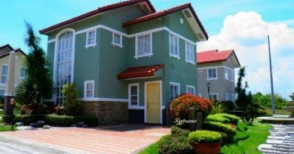 4 bed house for sale in bacoor cavite 3 984 120 1751078 for Four bed houses for sale
