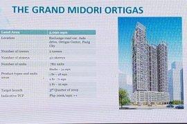 1 Bedroom Condo for sale in Wack-Wack Greenhills, Metro Manila near MRT-3 Ortigas