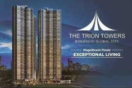 1 Bedroom Condo for sale in The Trion Towers, BGC, Metro Manila