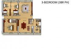 Penthouse Unit in Acqua Livingstone