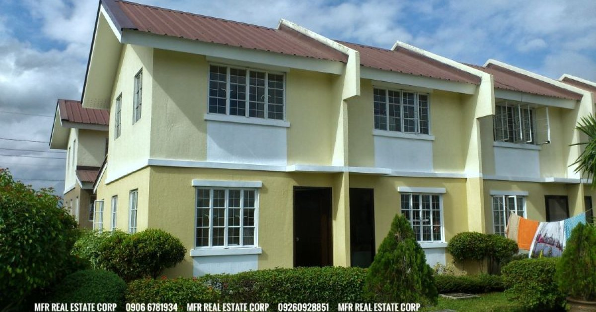 2 bed townhouse for sale in santa maria mabalacat for 2 bedroom townhouse