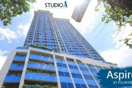 1 Bedroom Condo for sale in Studio A, Quezon City, Metro Manila near LRT-2 Katipunan