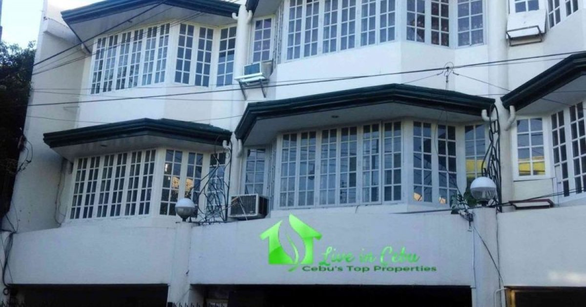 4 bed townhouse for rent in mabolo cebu city 35 000
