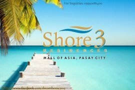 1 bedroom condo for sale in Shore 2 Residences