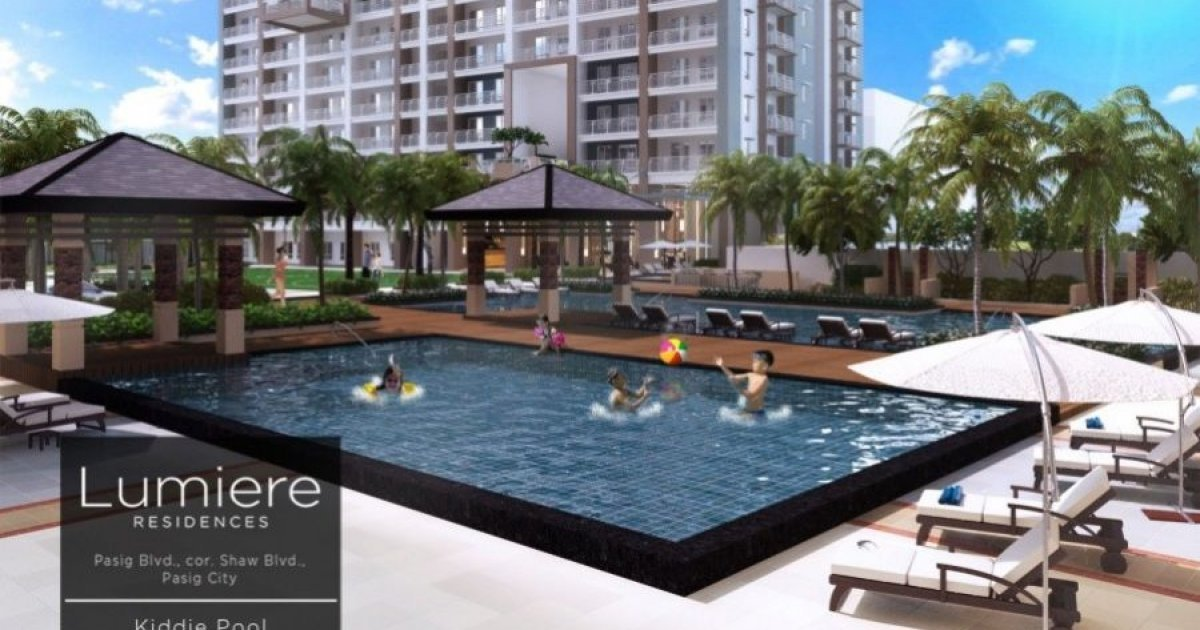 1 bed condo for sale in bagong ilog pasig 2 300 000 for I bedroom condo for sale