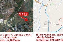 Land for sale in Lantic, Carmona