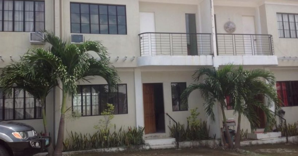 3 bed townhouse for rent in lahug cebu city 18 000