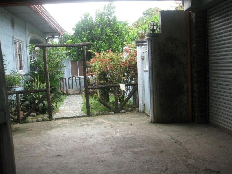 semi furnished bungalow house