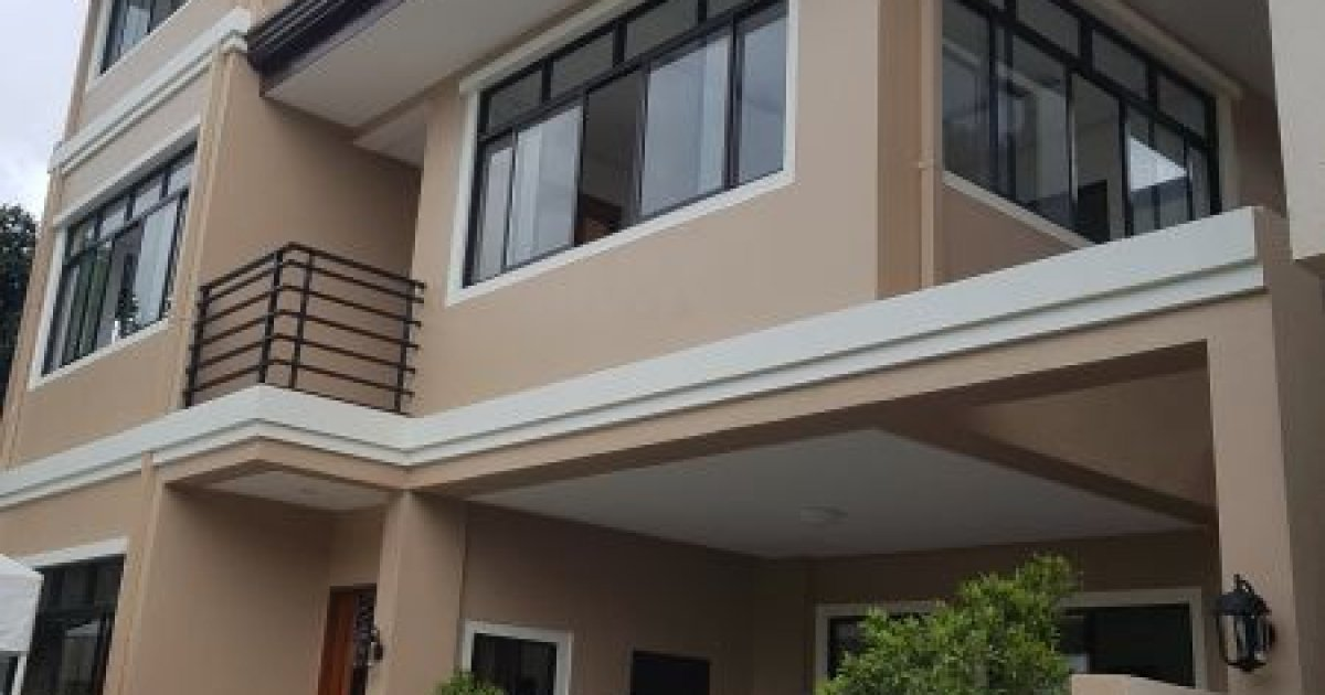 6 bed house for sale in talamban cebu city 13 800 000 for Six bedroom house for sale