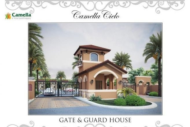 low cost townhouse at camella cielo near star mall