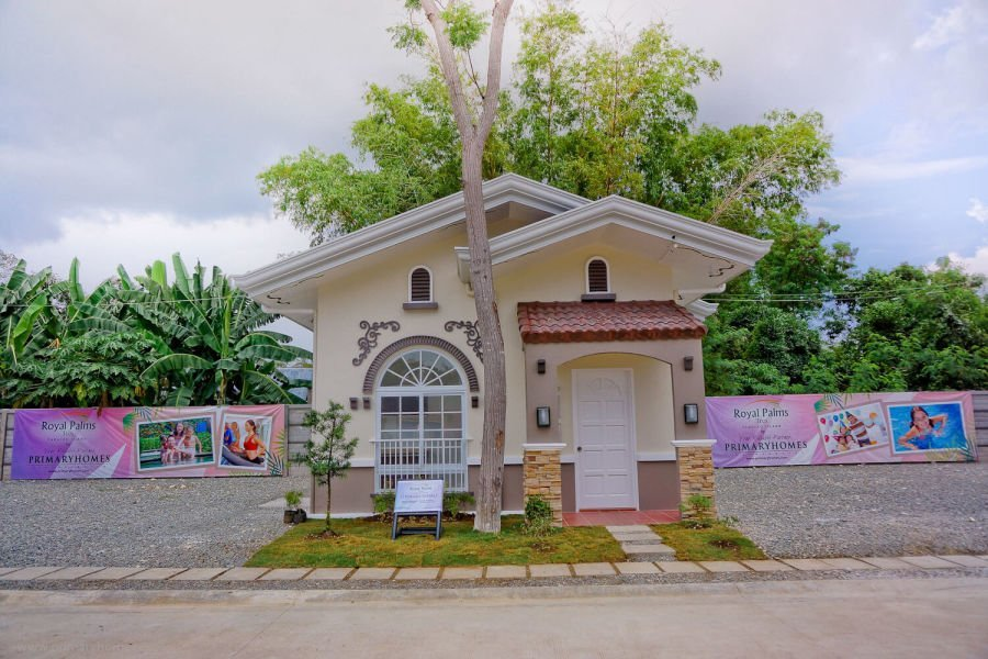 house and lot dauis panglao - hidalgo royale boholana realty
