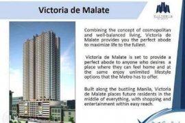 Condo for sale in Victoria de Malate