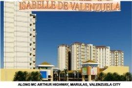 3 bedroom condo for sale in Isabelle de Valenzuela