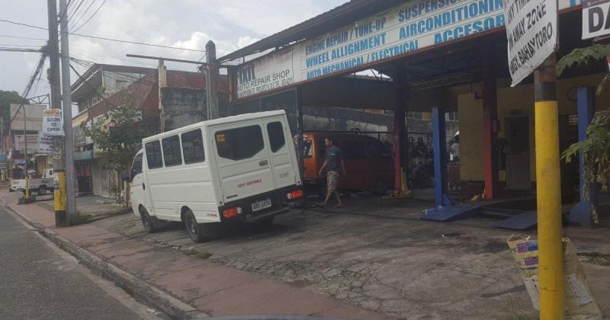 Car Parking For Rent Quezon City