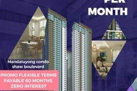 1 Bedroom Condo for sale in Addition Hills, Metro Manila