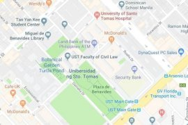 Commercial for rent in Barangay 459, Metro Manila near LRT-1 Tayuman