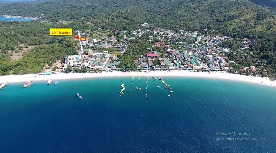 for sale beach-side 100 sqm lot in puerto galera. rush - 3336988